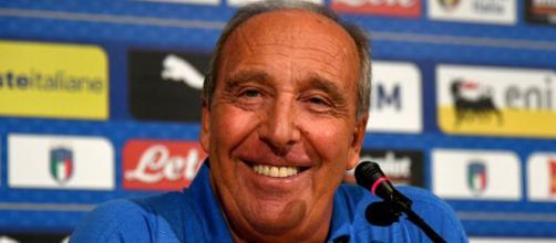 Svezia-Italia, conferenza stampa di Ventura e Buffon