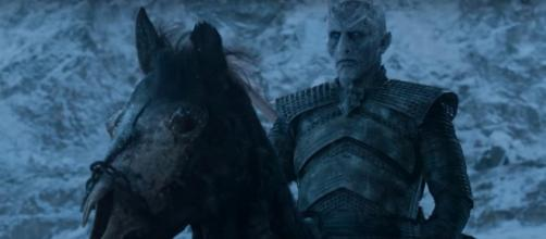 The Night King is not who we think he is / Image via Kristina R, YouTube screencap