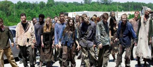 The Walking Dead : nous ne connaîtrons jamais l'origine de l'épidémie - programme-tv.net
