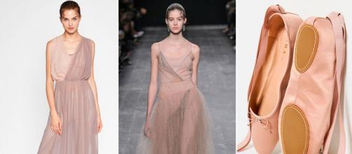 Valentino en pasarela y Zara en low-cost: por ahora, dos de los máximos exponentes de esta tendencia para el otoño. FOTO: ZARA/IMAXTREE