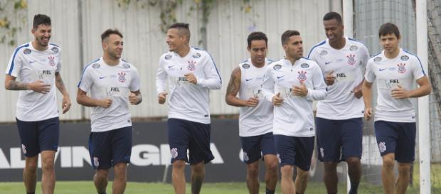 Corinthians quer bons lucros com a venda de seu jogador