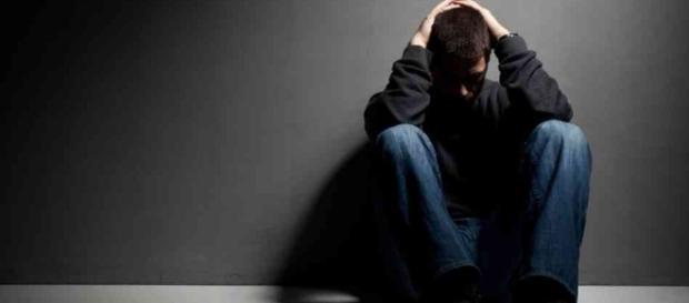 Depressão e síndrome do pânico, o mal do século.(Foto/Reprodução via Blasting News).