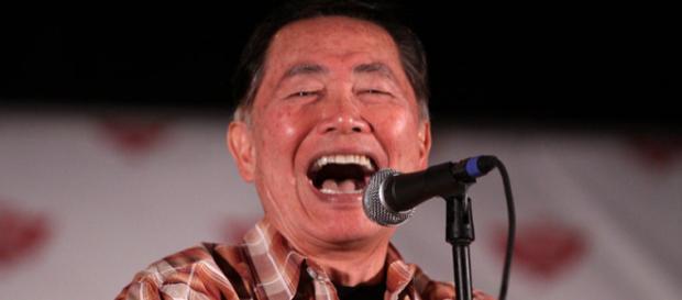 George Takei [image courtesy Gage Skidmore wikimedia commons]