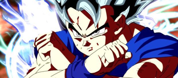Goku Breaks His Limit In Episode 115 - AnimeZ/YouTube screen cap.