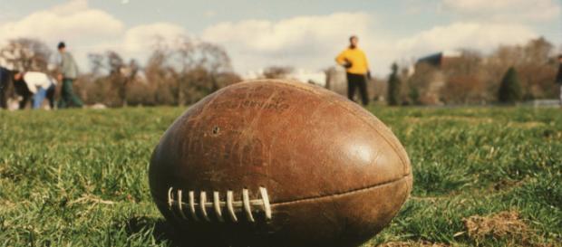 Image of a football -- Elvert Barnes/Flickr