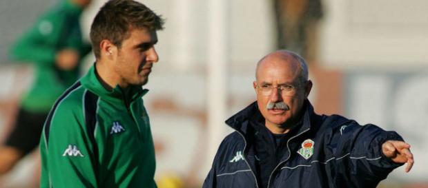 Joaquín y Serra Ferrer vuelven a ser dos de los principales estandartes del Betis