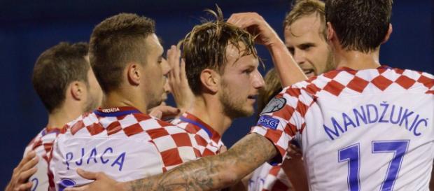La Croatie n'a pas tremblé face à des Grecs très maladroits. (Xinhua / SIPA).
