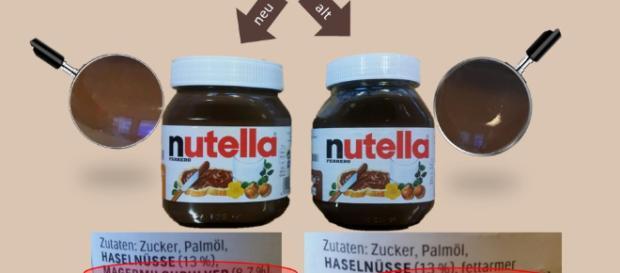 La Nutella cambia ricetta e i consumatori temono che cambi sapore