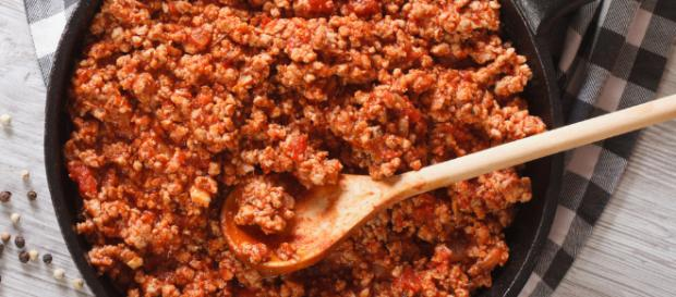 Ricette vegane: Ragù Bolognese Vegano con il Seitan | lecobottega.it - lecobottega.it