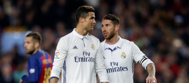 Sergio Ramos mayor peso Cristiano Ronaldo Real Madrid - televisa.com