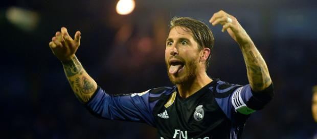 Sergio Ramos nets stunner in training before joking he would ... - mirror.co.uk
