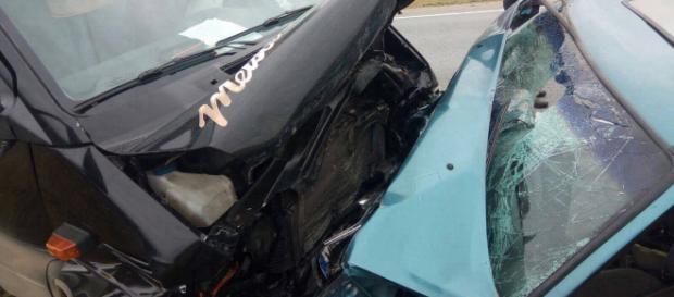 TREI MORŢI într-un accident produs pe o şosea din Banat
