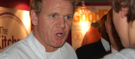 Gordon Ramsay - Image credit - gordonramsaysubmissions | Flickr