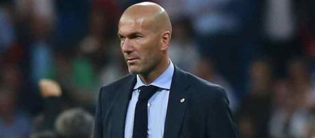 Zinedine Zidane está cansado de alguns de seus jogadores