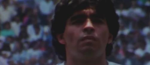 Diego Armando Maradona, ex Napoli