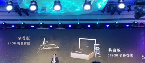 Evento di presentazione Samsung W2019 tenutosi in Cina