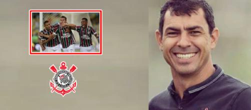 Fábio Carille - treinador do Corinthians