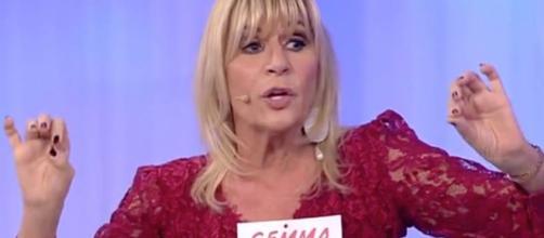 Gemma Galgani umiliata dalla De Filippi