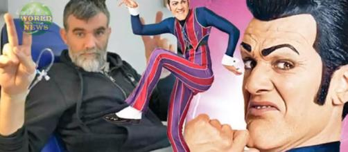 LazyTown: Actor Stefan Karl Stefansson shares heartbreaking update after cancer diagnosis Image credit - WORLD NEWS  YouTube