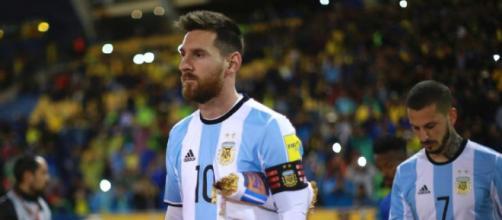 Leo Messi: la sua Argentina al primo turno del Mondiale russo affronterà Islanda, Croazia e Nigeria