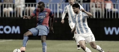 Málaga vs Levante: 6 puntos en juego