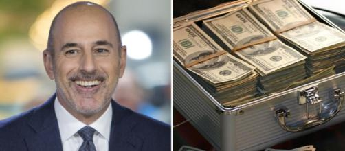 Matt Lauer wants $30 million for the rest of his contract. Image Credit: Own work