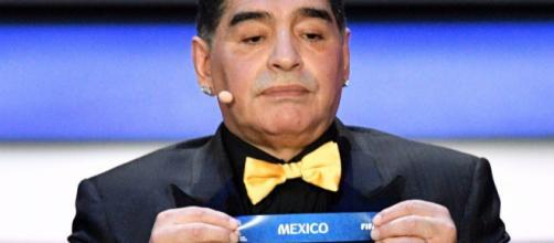 México enfrentará a Alemania, Suecia y Corea del Sur en Rusia 2018. - unam.mx
