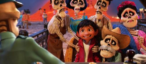 @newnownext.com Coco : Disney s'accorde à l'heure mexicaine.