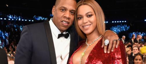 O casal Jay-Z e Beyoncé - Foto: Reprodução.