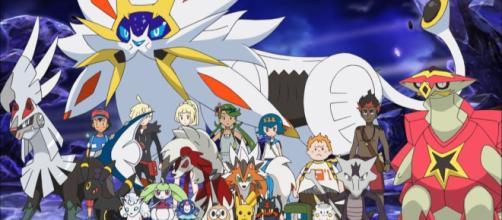Pokémon Sun and Moon Episode 53 ( ポケモン公式YouTubeチャンネル / YouTube)