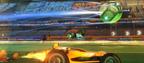 Rocket League: updates and Nintendo Switch version [image source: bagogames/Flickr]