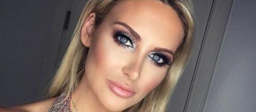 Stephanie Pratt broke down on social media after learning about her ex-boyfriend's infidelity. -- Stephanie Pratt/Instagram