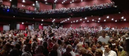 Teatro Brancaccio, luci ed ombre a sinistra - Libero Pensiero News - liberopensiero.eu