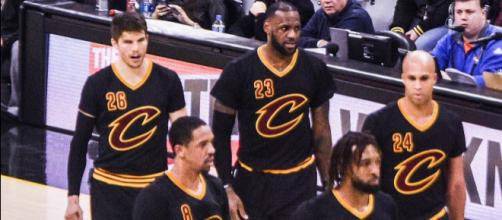 The Cavaliers are still dealing with major injury problems. Image Credit: Erik Drost / Flickr