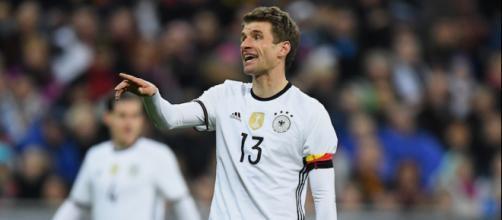 Thomas Müller prefiere no encontrarse con España en el Mundial 2018 - sopitas.com