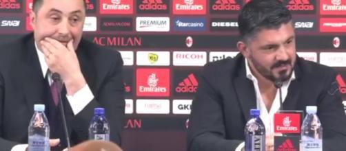 Ultime notizie Milan, Mirabelli e Gattuso al lavoro