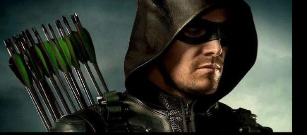 Figura do super-herói da série Arrow. (Foto Reprodução)