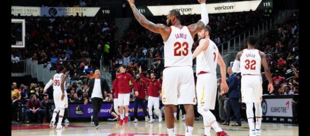 Image Credit: NBA/Youtube #ClevelandCavaliers