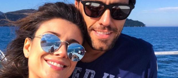 Paula Fernandes e Thiago Arancam terminam relacionamento