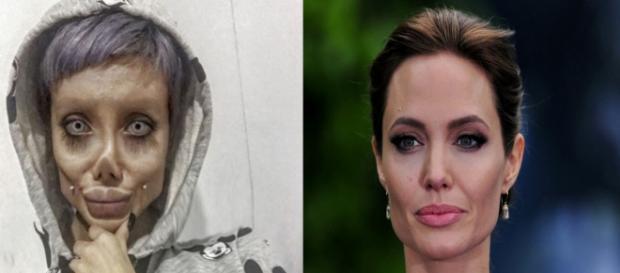 Sahar Tabar : celle qui voulait ressembler à Angelina Jolie