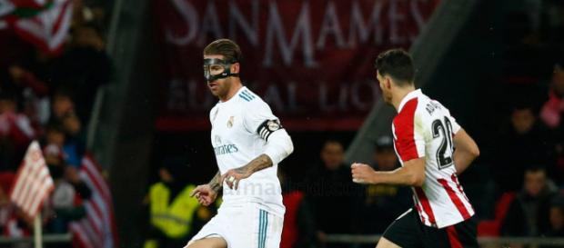 Sergio Ramos alcanzó un sorprendente récord frente al Athletic