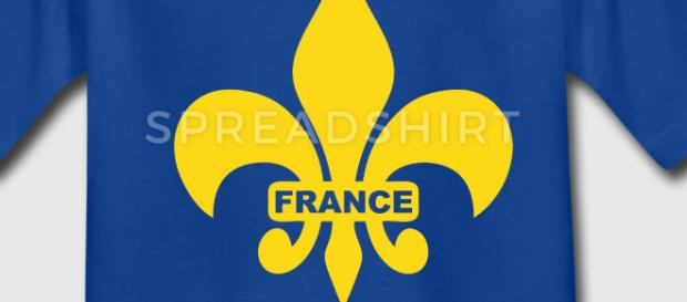 T-shirt france royaliste 03 | Spreadshirt - spreadshirt.fr