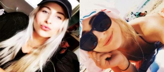 Uma simples selfie tirou a vida dessa jovem (Foto Mail Online)