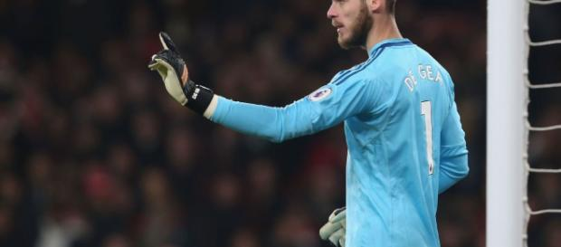 Video Goals] Arsenal 1-3 Man Utd: De Gea Heroics Frustrates ... - football-talk.co.uk