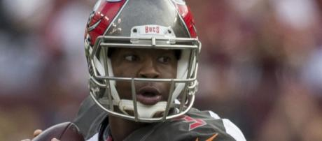Jameis Winston has thrown 12 touchdowns with six interceptions this season (Image Credit: Keith Allison/WikiCommons)
