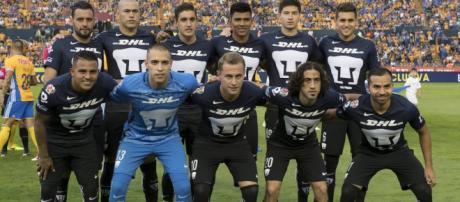 Pumas de la Universidad Autónoma de México