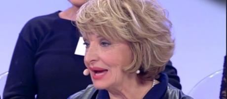 Uomini e Donne : La dama Graziella ha insultato Gemma - gemma ... - melty.it