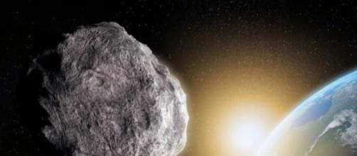 3200 Phaethon, an asteroid will come close to Earth on December 16. (Image Credit: The Cosmos News/Youtube)