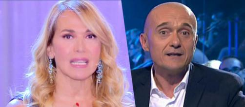 Alfonso Signorini contro Barbara D'urso: la pesante accusa