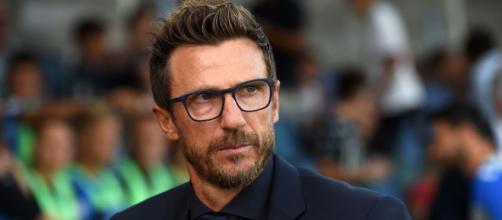 Eusebio Di Francesco ( 48 anni ) allenatore della Roma